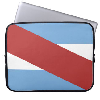 Entre Rios flag Argentina region province symbol Laptop Sleeve