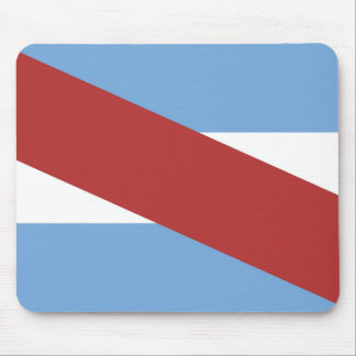 Entre Rios flag Argentina region province symbol Mouse Pad