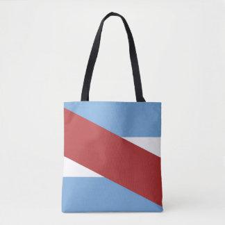 Entre Rios flag Argentina region province symbol Tote Bag