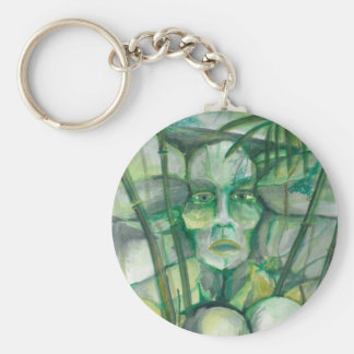 Entrenched by Thompson Kellett Keychain