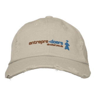 Entrepredoers Fun Wear Embroidered Baseball Caps