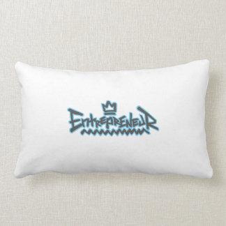Entrepreneur Lumbar Pillow