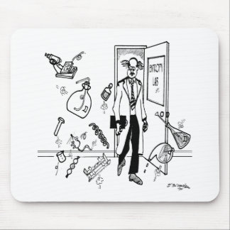 Entropy Cartoon 2791 Mouse Pad