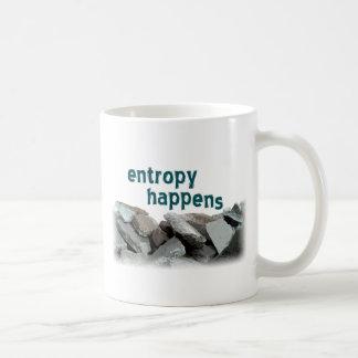 entropy happens coffee mug