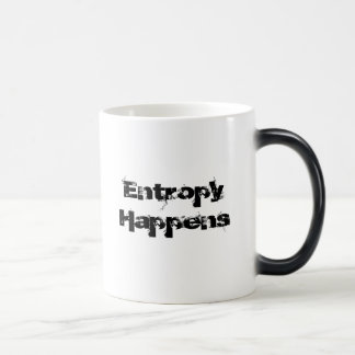 Entropy Happens Magic Mug