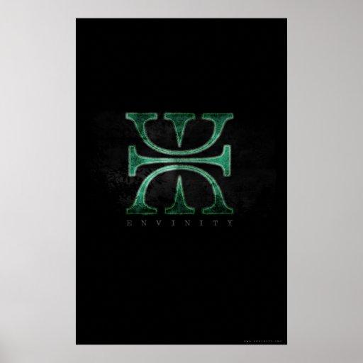 Envinity Logo Poster