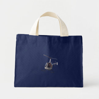 Enviro-Friendly Helicopter Bag Gifts Tote Bag
