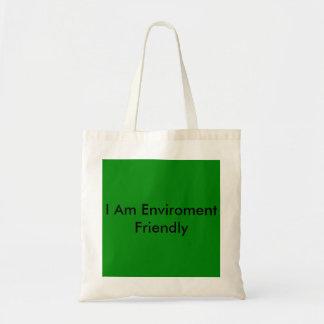 environment friendly tote bag