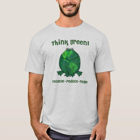 Environment - Green Awareness T-Shirt
