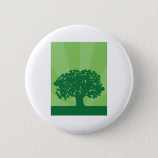 Environment Tree 2 Inch Round Button