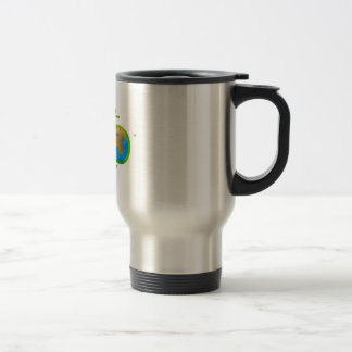 Environmental eco-friendly green bike travel mugs