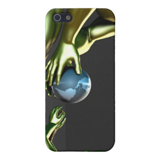 Environmental Friendly Awareness for Children Case For The iPhone 5