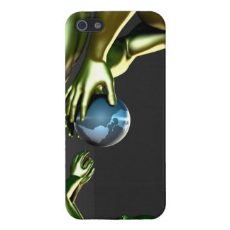 Environmental Friendly Awareness for Children iPhone 5/5S Cases