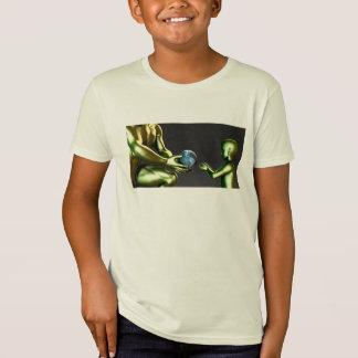 Environmental Friendly Awareness for Children T-Shirt