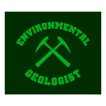 Environmental Geologist Poster