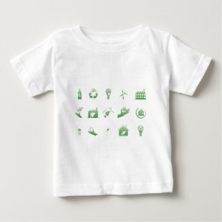 environmental icons 4 baby T-Shirt