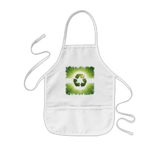 Environmental Issues Children's Apron