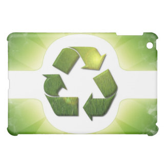 Environmental Issues iPad Case