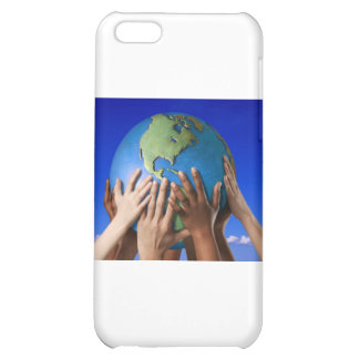 Environmental Issues Save The World iPhone 5C Cases