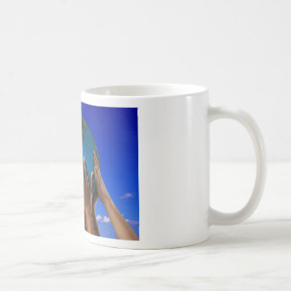 Environmental Issues Save The World Coffee Mugs