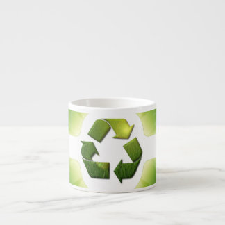 Environmental Issues Specialty Mug Espresso Cups
