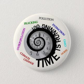 Environmentalism 2 Inch Round Button