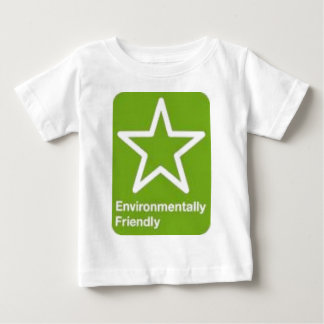 Environmentally Friendly Baby T-Shirt
