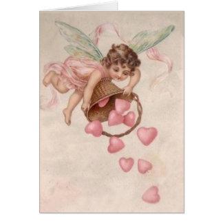 Envoyant à amour votre manière - Valentine Cartes De Vœux