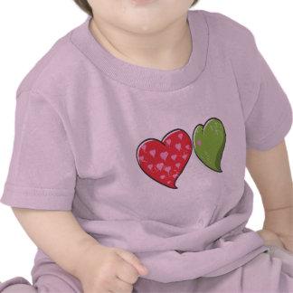 Envy Heart Tee Shirts