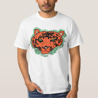 Envy Tiger Face Tee