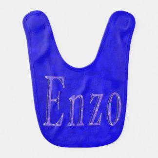 Enzo, Name Logo, Bib