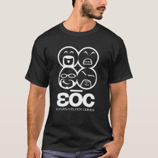 EOC Dark One Color [Faces] T-Shirt
