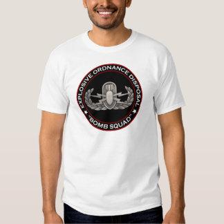 "EOD ""Bomb Squad"" Tee Shirt"