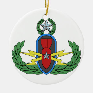 EOD Christmas Ornament