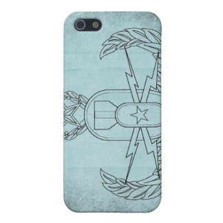 EOD Crab light blue iPhone 5/5S Cover