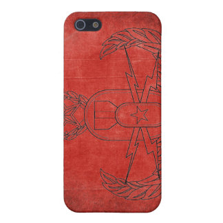 EOD Crab Red Case For The iPhone 5