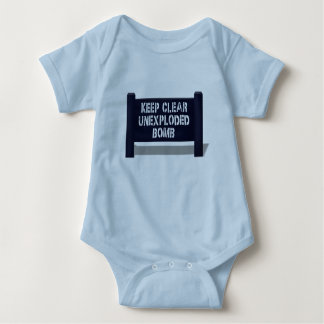EOD Keep Clear Baby Bodysuit