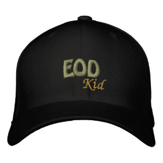 EOD, Kid Embroidered Hat