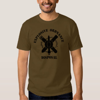 EOD logo Tee Shirts