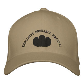 EOD outline Embroidered Hat