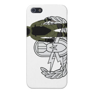 EOD Senior Bomb Suit Cover For iPhone 5