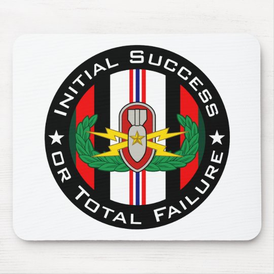 EOD Senior in colour OEF ISoTF Mouse Pad