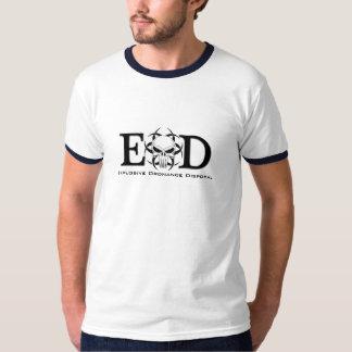 EOD skull, Explosive Ordnance Disposal T-Shirt