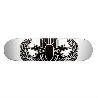 EOD stencil Custom Skate Board