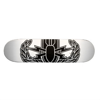 EOD stencil Skateboard Decks