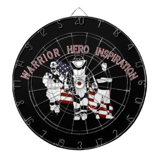 EOD Wounded Warrior Dartboard