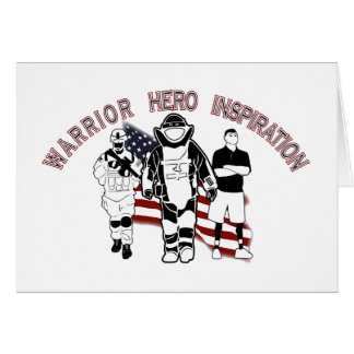 EOD Wounded Warrior Greeting Card