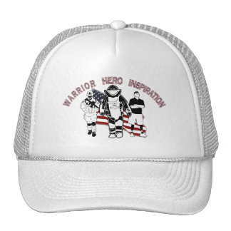 EOD Wounded Warrior Mesh Hat