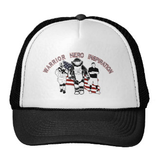 EOD Wounded Warrior Trucker Hat