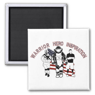 EOD Wounded Warrior Magnet